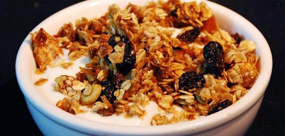 harvestgranola